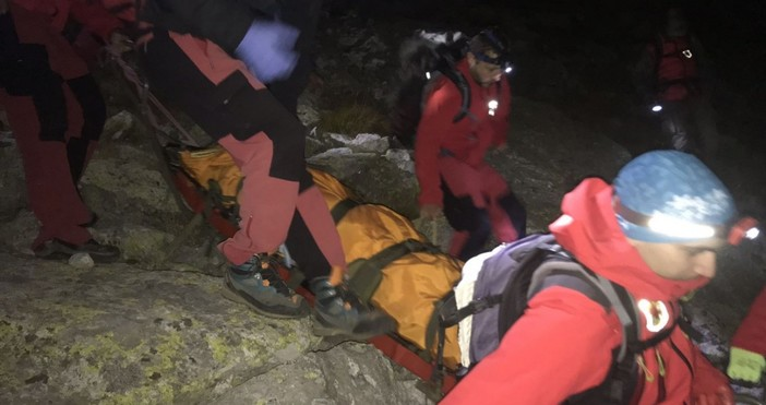 Илюстрация pss-bg.bgВчера планинската спасителната служба е провела акция по издирване