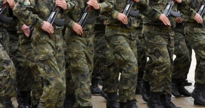 Подготвен е законопроект за доброволна военна служба, който предстои да
