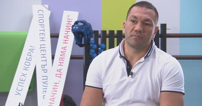 Българският боксьор Кубрат Пулев е номер 1 в списъка за