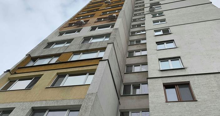 trafficnews.bg4-годишно дете падна от 13-ия етаж на блок в столичния