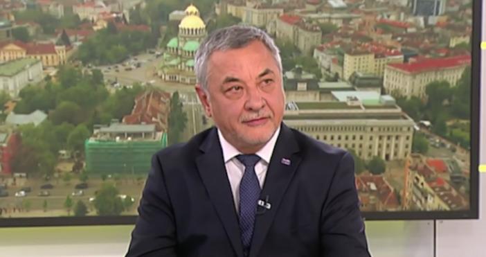 Цветан Цветанов беше освободен от ръководството на ГЕРБ поради единствената
