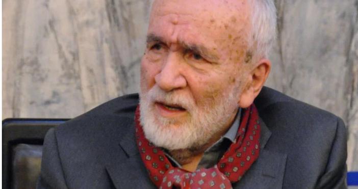 Изпратихме вчера големия писател Любомир Левчев в последния му път.