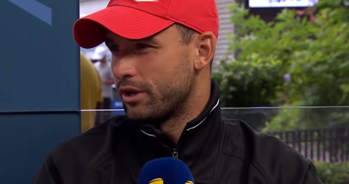 Григор Димитров стартира много лошо в турнира от сериите ATP500
