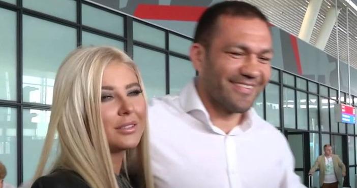 Бившата половинка на родния боксьор Кубрат Пулев - Андреа, пусна
