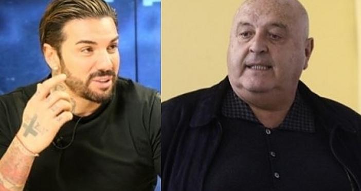Снимка: Венци Стефанов взриви с коментар за Благо: Как ще се връща във футбола? Заприличал е на слон и