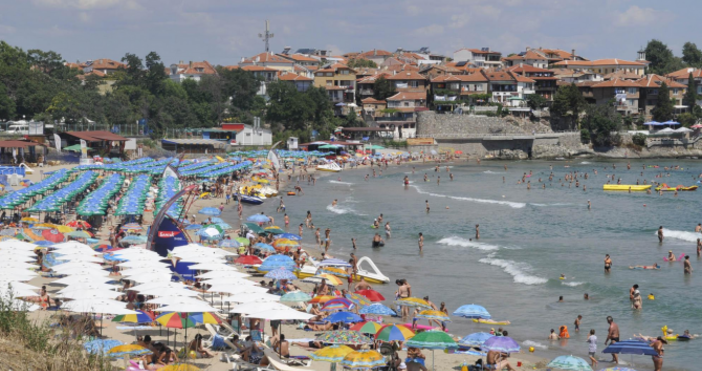 Снимка БулфотоСпад на летния туризъм в Бургаска област с 20%