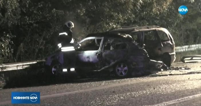 Катастрофа с жертва край Враца. Две коли се сблъскаха тази