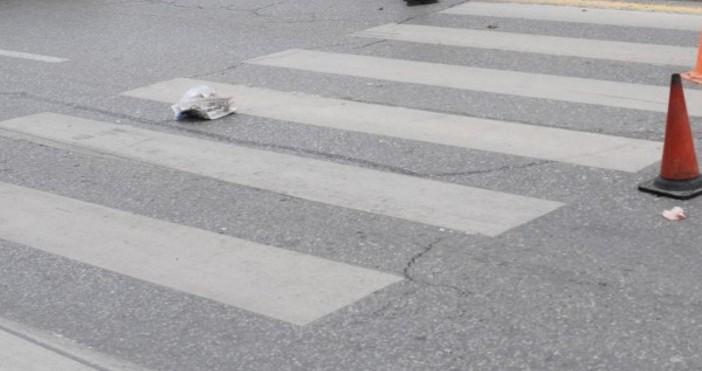 focus-news.net16-годишно момиче е загинало след инцидент на пешеходна пътека в