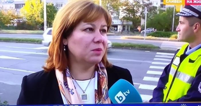 Задържаният в Сливен водач за инцидента с убитото на пешеходна