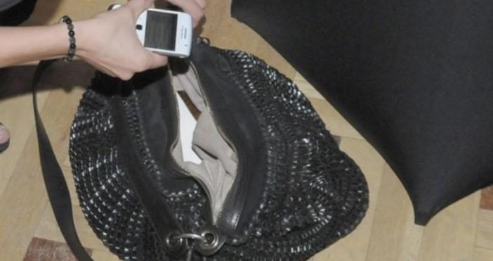 Снимка Булфото, архивТелефон изчезна от дамска чанта на 09.10. около
