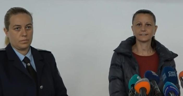 Видео: novini.bgОколо 21:40 ч. на тел 112 е получен сигнал