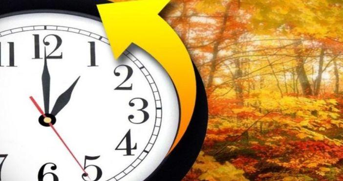 Съвсем скоро минаваме къмзимно астрономическо часово времеСмяната на времето през