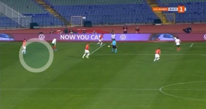 sportyal.bgОтборите на България и Англия играят при резултат 0:5 в