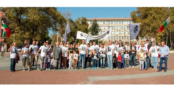 На 12 октомври Костадин Костадинов, кандидат за кмет на град