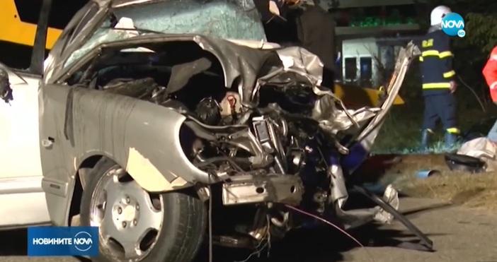Експерти от Института по пътна безопасност направиха днес оглед на