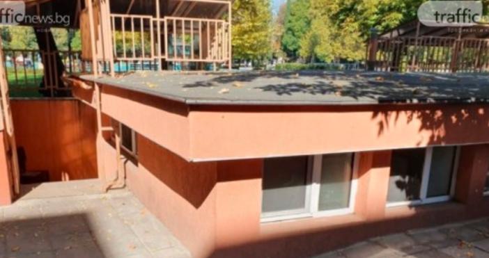 Източник и снимкаtrafficnews.bgТри от обществените тоалетни в Пловдив затвориха врати.