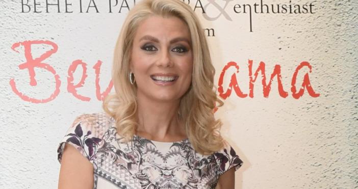 Популярната телевизионна водеща Венета Райкова се похвали в Инстаграм с