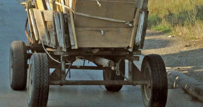 Снимка: Булфото, архивЖена е пострадала припътен инцидентс каруца вчера в