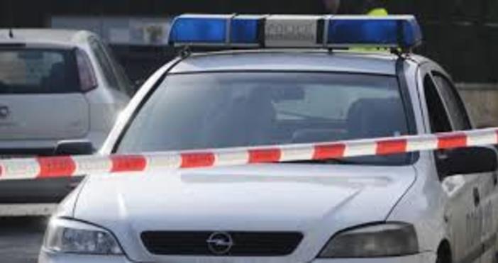 Снимка: Удар на полицията в Бургас