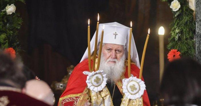 Снимка БулфотоБългарският патриарх Неофит получи със званието Почетен гражданин на