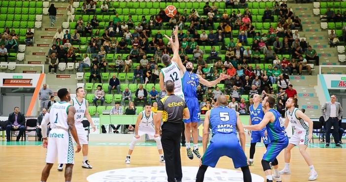 Снимка: balkan-basket.comБалкан продължава без грешка от началото на сезона в