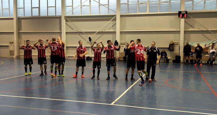 Шампионът Локомотив Варна продължи успешната си серия в мъжкото хандбално