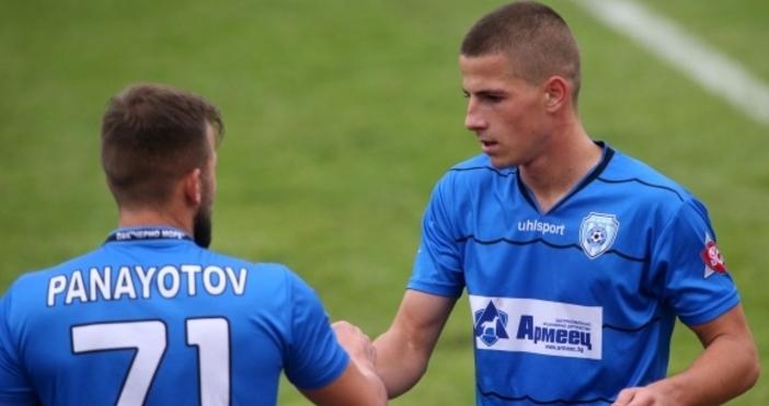 Снимка: Sportal.bgТурският грандГалатасарайе харесал изявите на младия български футболист Мартин