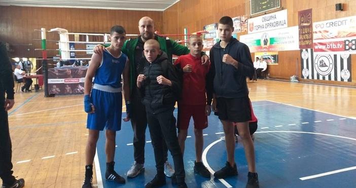 Силно представяне записаха боксьорите на варненския клуб Черно море във