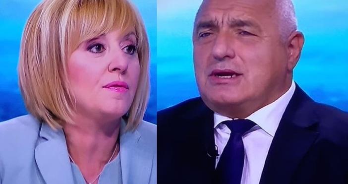Кандидатът за кмет на София Мая Манолова нападна индиректно в
