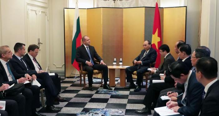 Увеличаването на икономическия, търговски и инвестиционен обмен между България и