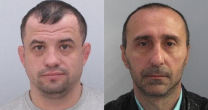 Снимка МВРВъв връзка с водено досъдебно производство,полицията издирва двама български