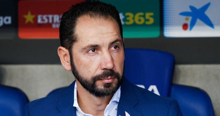 Новият треньор на Еспаньол Пабло Мачин сподели, че увереността в