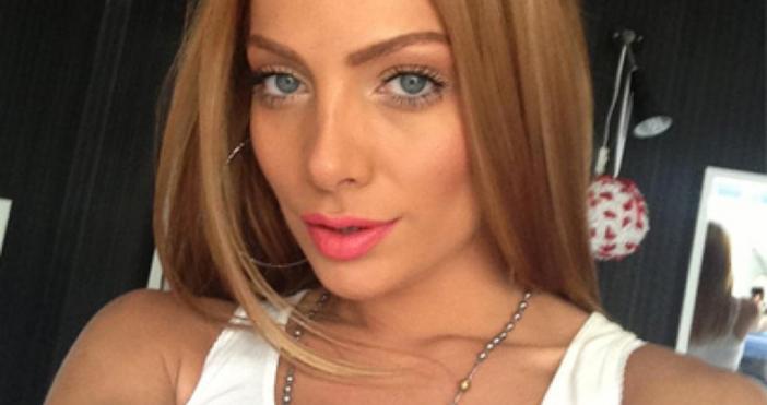 Кадър: ИнстаграмМладата майка Златка Райкова пусна в личния си Инстаграм