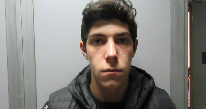 Снимка: БулфотоОткриха 18-годишният Мартин Шахънски,избягал от затворническо общежитиеот открит тип