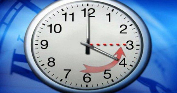 Връщаме стрелките на часовника седин час назад в събота срещу