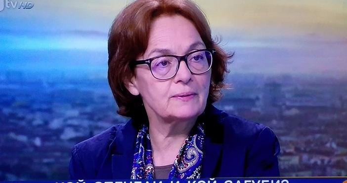 Политологът Румяна Коларова коментира резултатите от местните избори в ефира