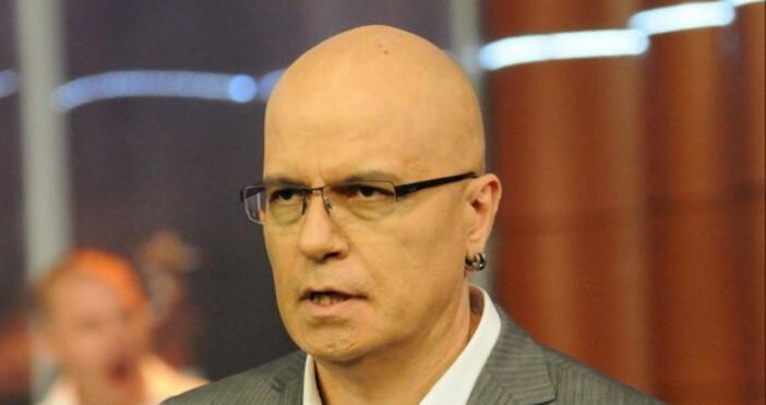 Снимка БулфотоНовата телевизия на Слави си има вече интернет сайт.