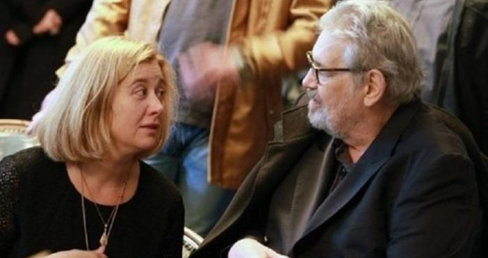 Племенницата на Стефан Данаилов – режисьорката Роси Обрешкова, е един
