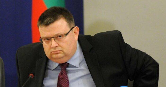 Снимка БулфотоГлавният прокурорСотир Цацаровкоментира отказа на президентаРумен Радевда издаде указ