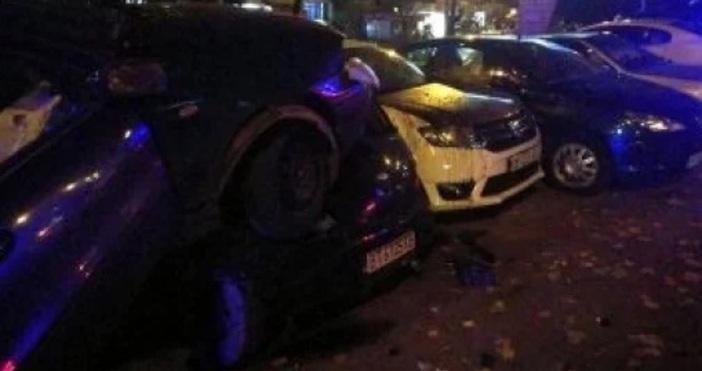 20-годишен шофьор е връхлетял с автомобила си в събота вечерта