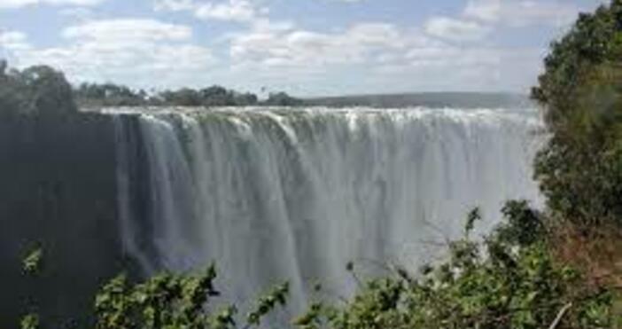 profit.bgНай-големият водопад в Африка (а според някои изчисления и в