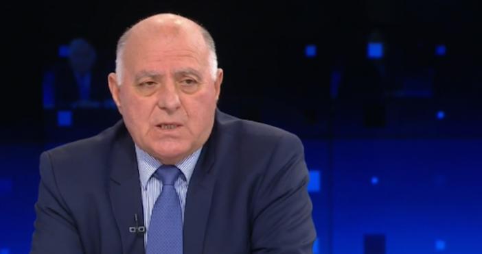 Кадър: БНТВъв ВСС не сме обсъждали позицията на президента. Не