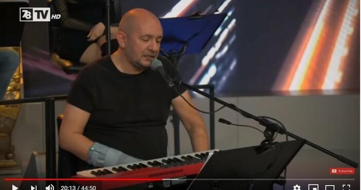 Георги Милчев-Годжи е разтегнал сухожилие на дясната си ръка и