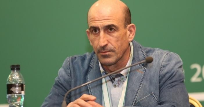 Първият вицепрезидент на БФС Йордан Лечков е подал жалба в