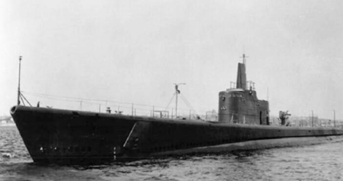 Снимка: US Navy На 28 януари 1944 година подводницата The