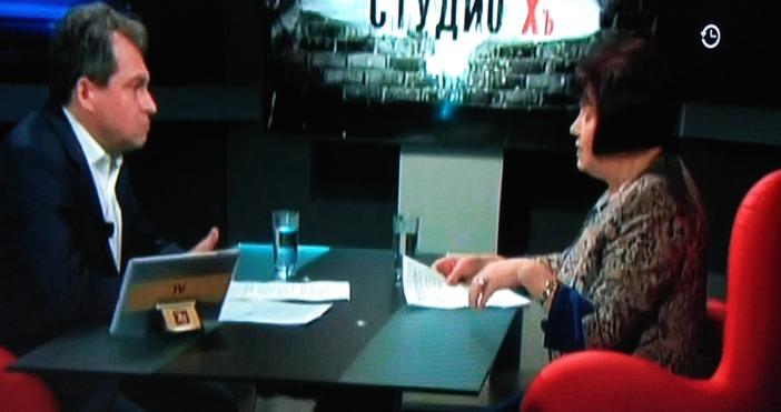 Д-р Янка Такева, председател на СБУ на КНСБ, гостува в