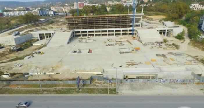 """Сн.: Морско окоСтадион """"Варна"""" ще бъде завършен навреме, като средствата"""