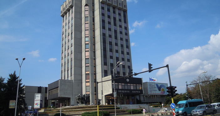Тайното гласуване за избор на председател на Общинскиясъвет във Варна