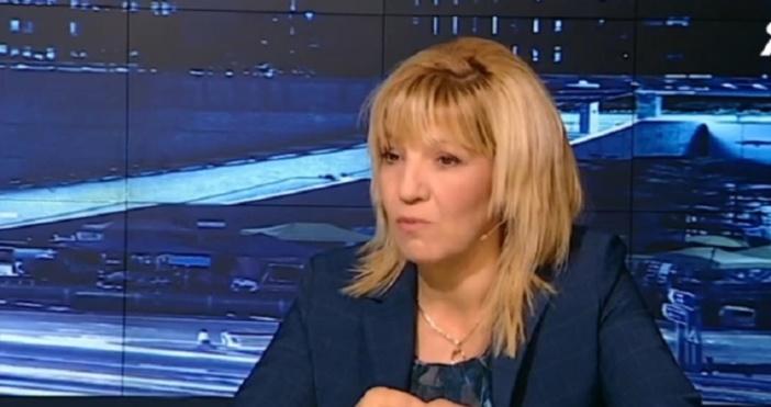Кадър:България он еърЗам.-председателят на Комисията по образованието в парламента Галя