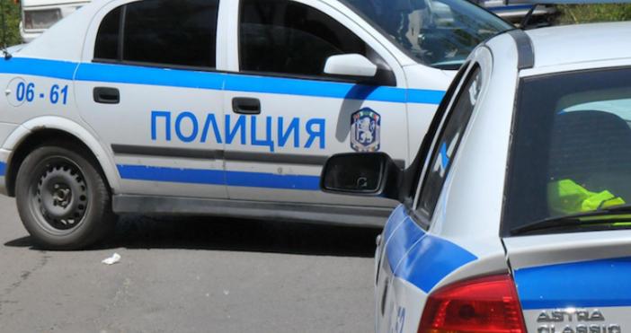 Служители на полицейското управление в П. Тръмбеш разследват причиняване на
